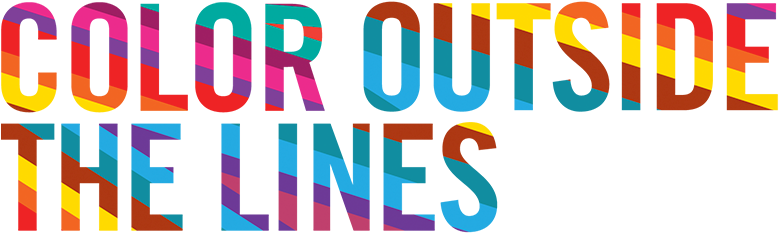 Color Outside the Lines logo